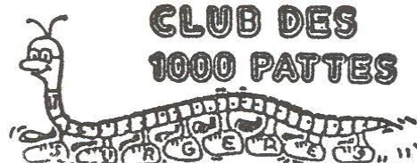1000 PATTES (course à pied)