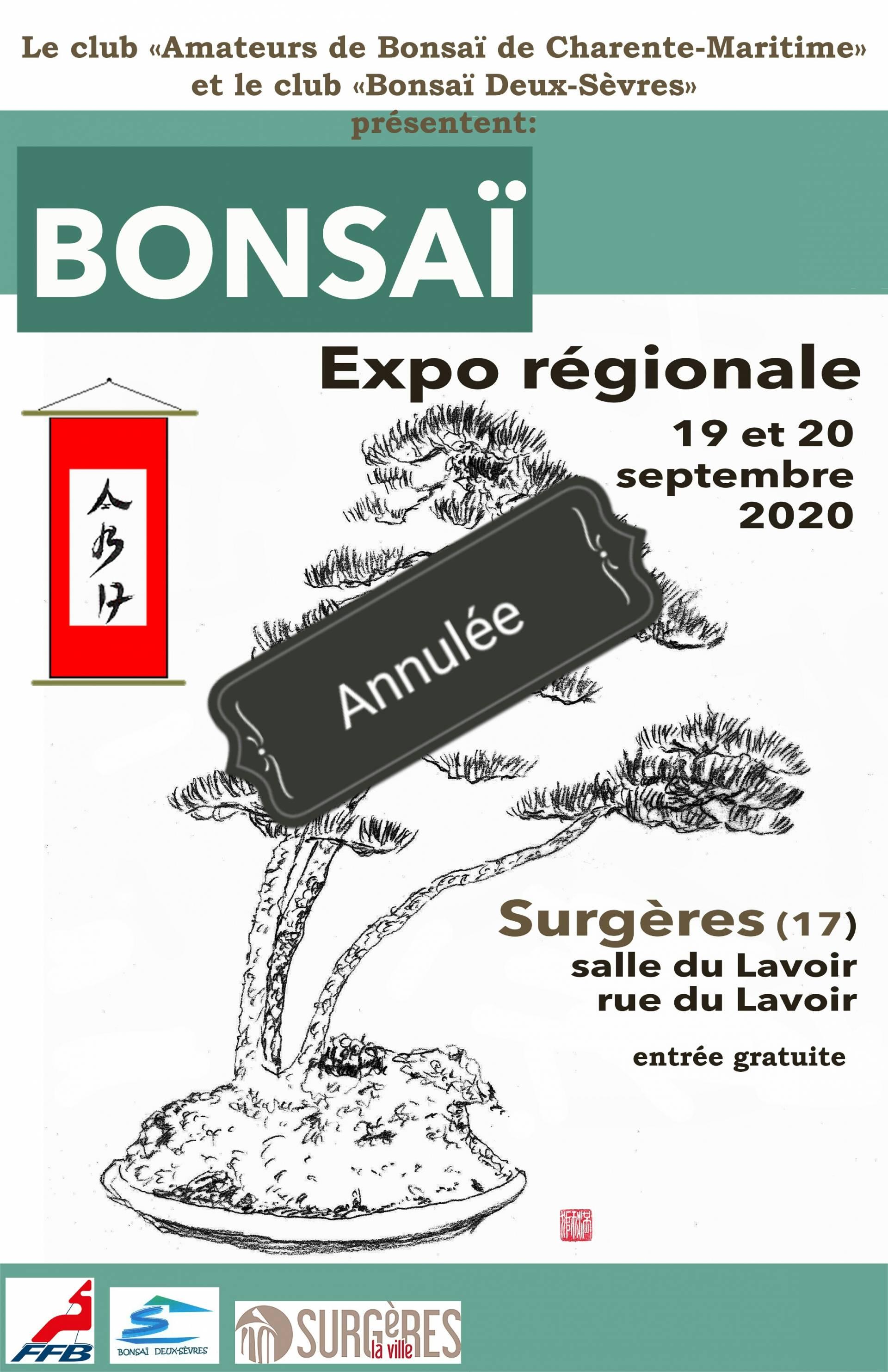 Amateurs de Bonsaï de la Charente-Maritime