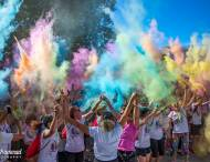 Surgères Tri'Color Run #1 : retour en images