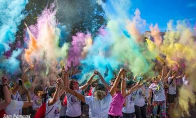 Surgères Tri'Color Run #1