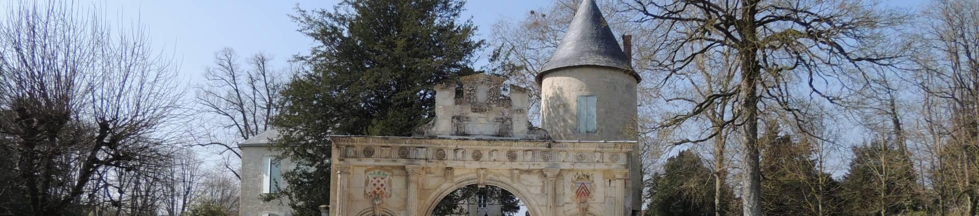 Visite audio-guidée du Parc du Château
