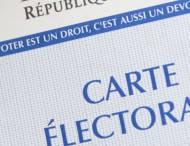 Résultats du premier tour des élections présidentielles