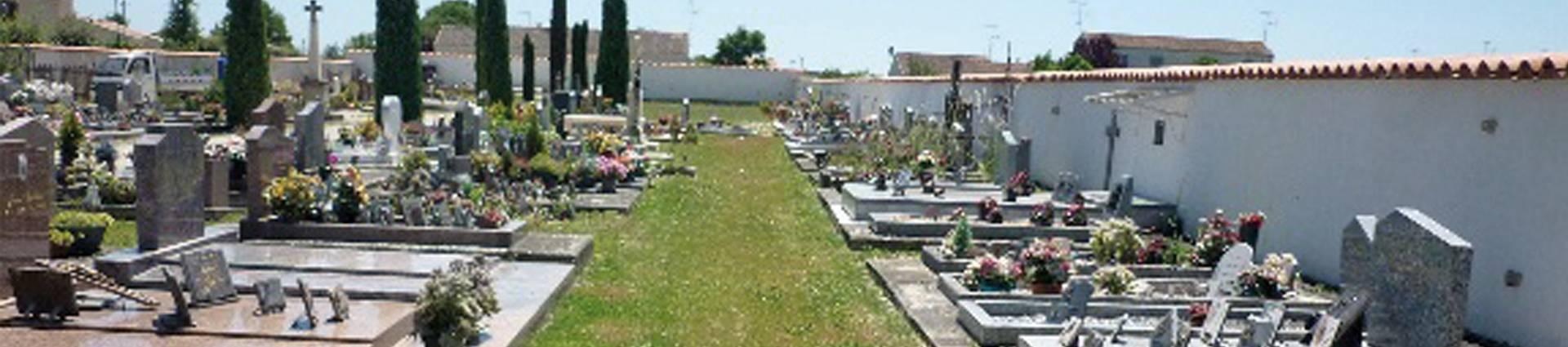 Vers un engazonnement des cimetières