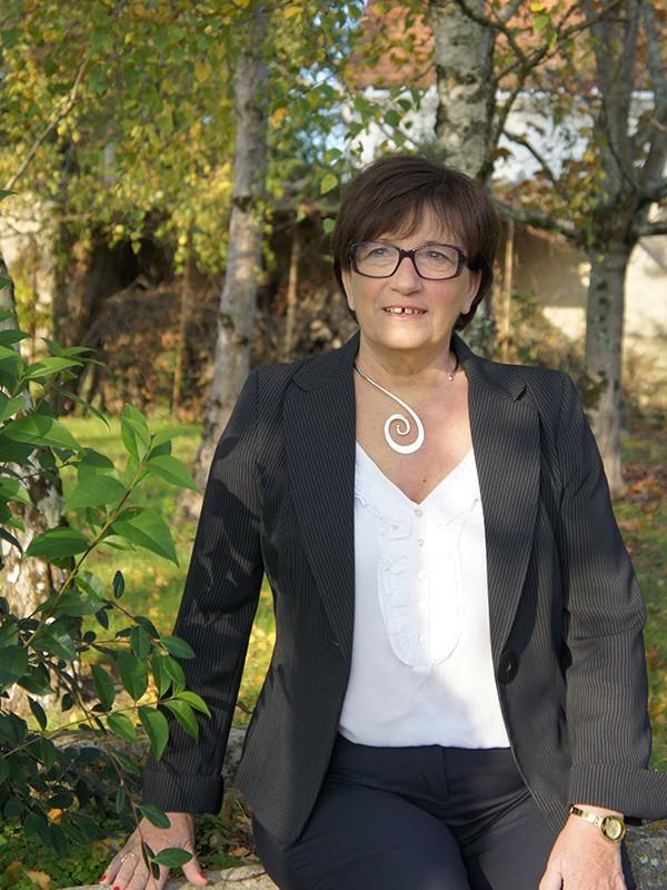 Catherine Desprez, maire de Surgères